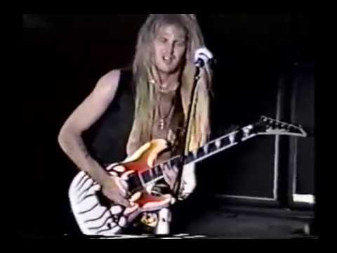 Hurricane Live in Osaka Japan 1990