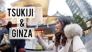 Gambar cover Tsukiji & Ginza & Shibuya | Japanese Apartment Tours