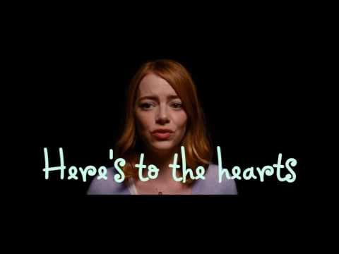 La La Land / The Fools who dream (lyrics)