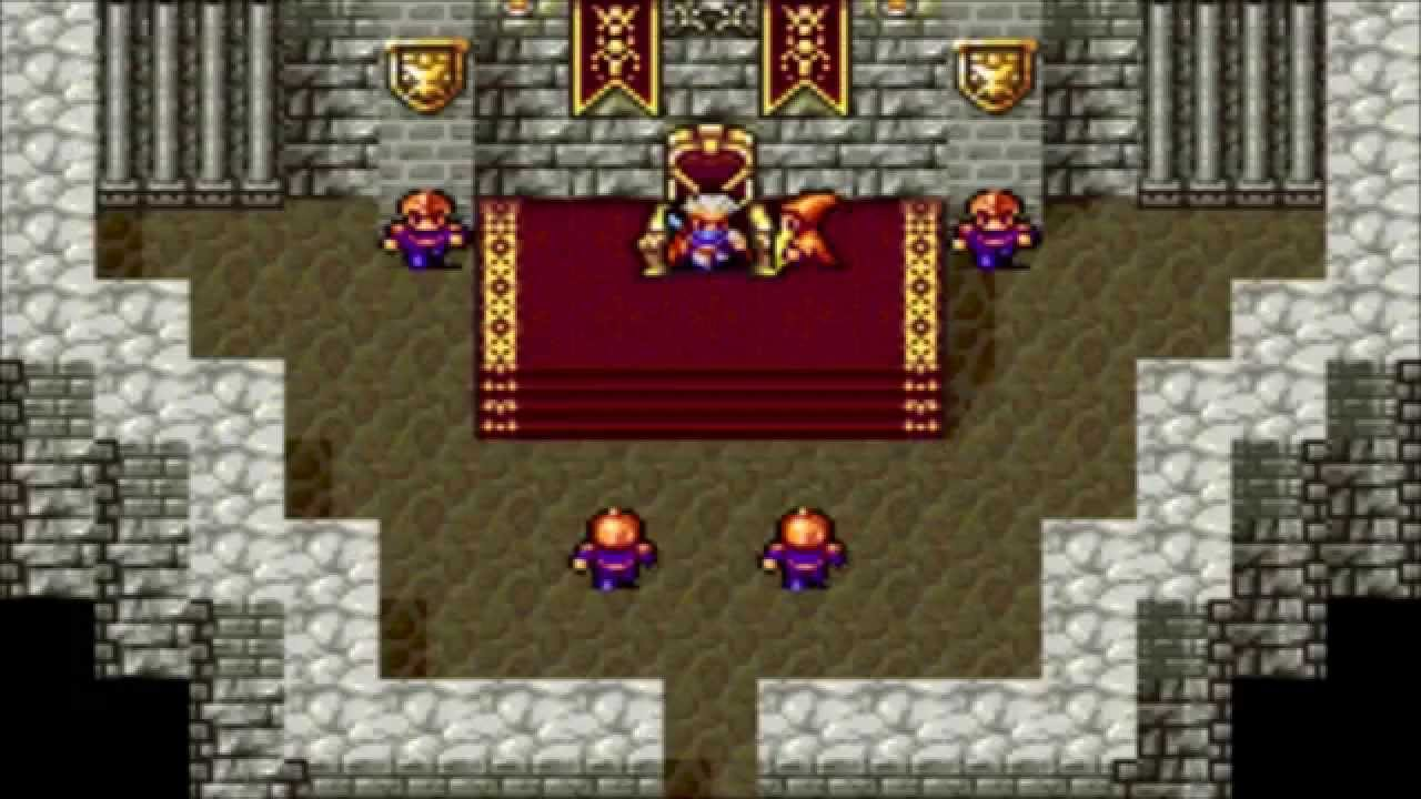 Final Fantasy 4 Advance (GBA) Part 42 The Final Battle and the True Enemy Reveals Itself - YouTube