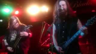 Corrupt The System - Dehumanised/Chaos Reigns NEW SONG @ Ivory Blacks Glasgow Scotland 2/4/2015