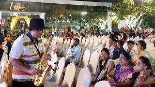 Dil Kya Kare jab kisi ko Instrumental on Saxophone by SJ Prasanna (9243104505 , Bangalore)