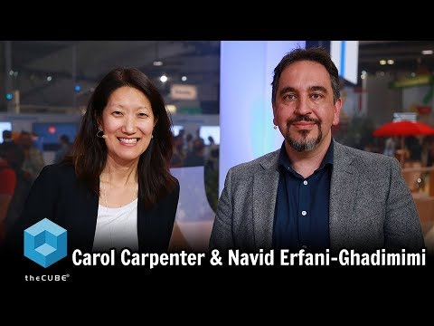 Carol Carpenter & Navid Erfani-Ghadimi | Google Cloud Next 2018