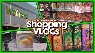 Shopping At Waitrose In Uttoxeter VLOG | June 2018