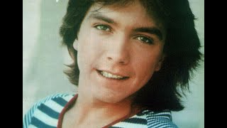 David Cassidy...♥ All I Wanna Do Is Touch You ♥