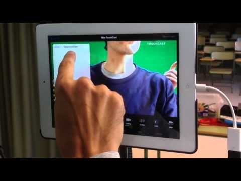 Touchcast explicación