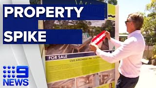 PROPERTY SPIKE