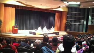 Abhishek Raghuram Carnatic concert at bay area 2011