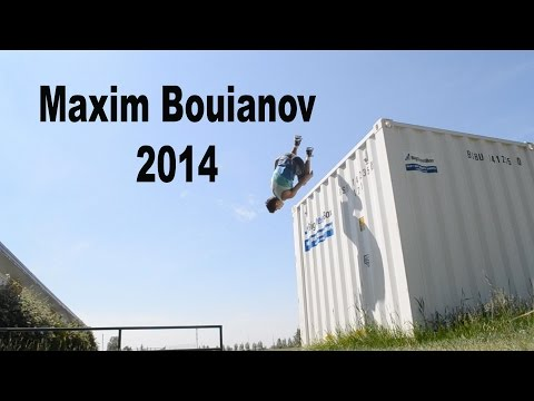 Maxim Bouianov 2014
