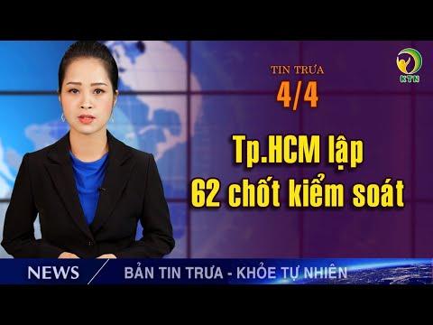 Điểm tin Viêm phổi Vũ Hán trưa 4/4: TG có hơn 1,1 triệu ca nhiễm; BYT khẩn tìm người liên quan BN237