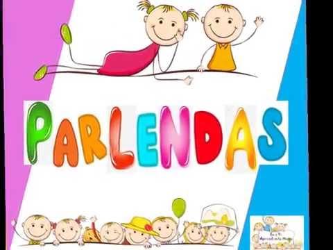 PARLENDAS ILUSTRADAS
