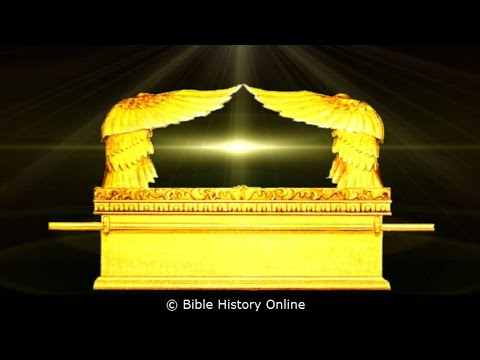 The Ark of the Covenant - Background Bible Study (Bible History Online)