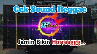 Gambar cover CEK SOUND REGGAE JAMIN BIKIN HOREGG