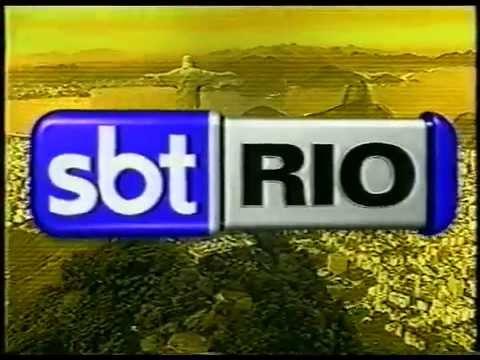 Abertura e Escalada do jornal SBT Rio - 31/05/2005