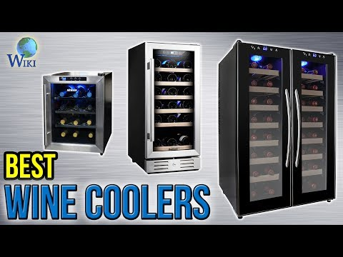 10 Best Wine Coolers 2017