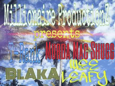 T-Rank ft Wee Leafy_Blaka & Murda Mac Shugg - Just Think About It [Millionaire Productions] 2015