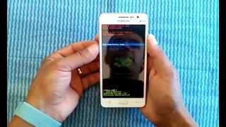 Samsung Galaxy Gran Prime SM-G530BT, G530H, Prime VE G531BT, G531H Hard Reset, Como Formatar