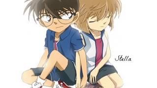 Detective Conan   FMV! Conan x Ai / Shinichi x Shiho - I Just Wanna