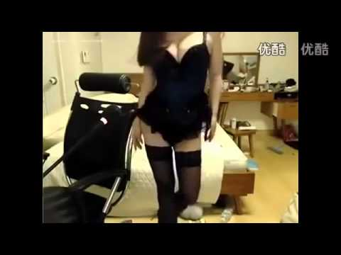 Sexy asian female dance