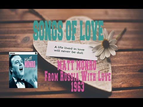 MATT MONRO - FROM RUSSIA WITH LOVE