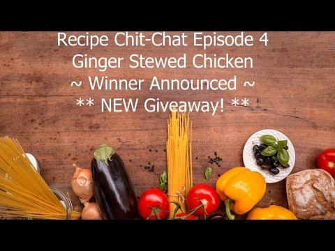 Recipe Chit-Chat Episode 4 | CaribbeanPot.com