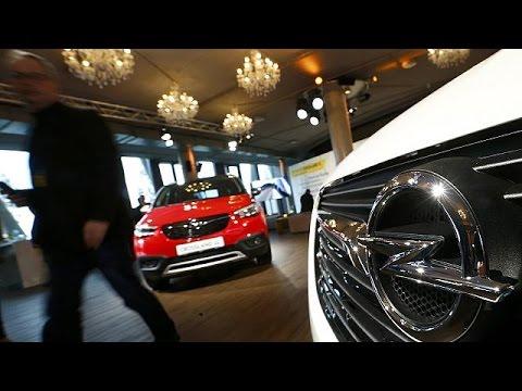 Germany encouraged, UK worried over Opel-Vauxhall sale to PSA - economy