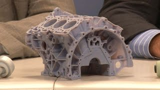 The Secret World of 3D Printing - Autoline This Week 1829