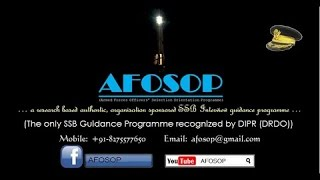 SSB Interview (AFOSOP): Major reasons for Stage-I Non-Recommendations