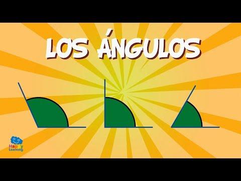 Los Angulos   Videos Educativos para ninos
