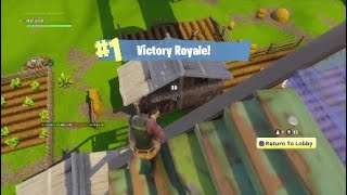Fortnite/#5 / Epic skybase and win!!!! thumbnail