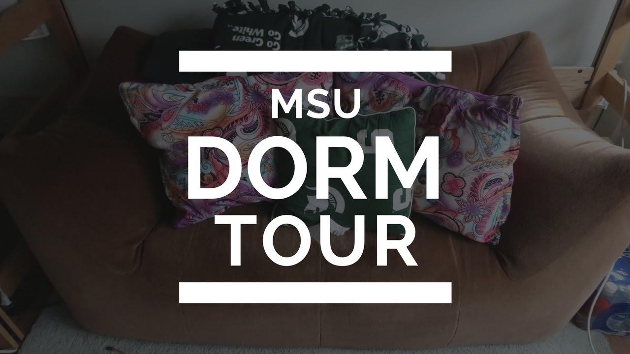 Michigan State University Freshman Dorms