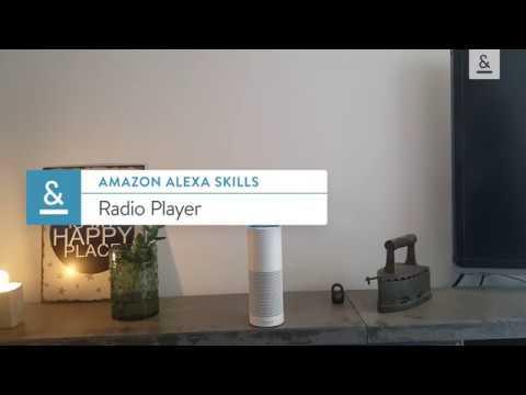Amazon Alexa Skills - Radio Player