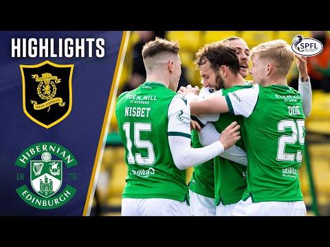 Livingston Hibernian Goals And Highlights
