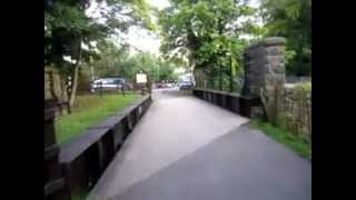 Cycling The Tissington Trail - Callow Top to Ashbourne Tunnel