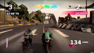 Motorcycle Club Gameplay Walkthrough Review PlayStation 3 HD 1080p