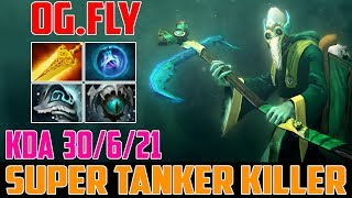 Necrophos Carry by OG.Fly   Super Tanker Killer   Dota 2 Gameplay 2017