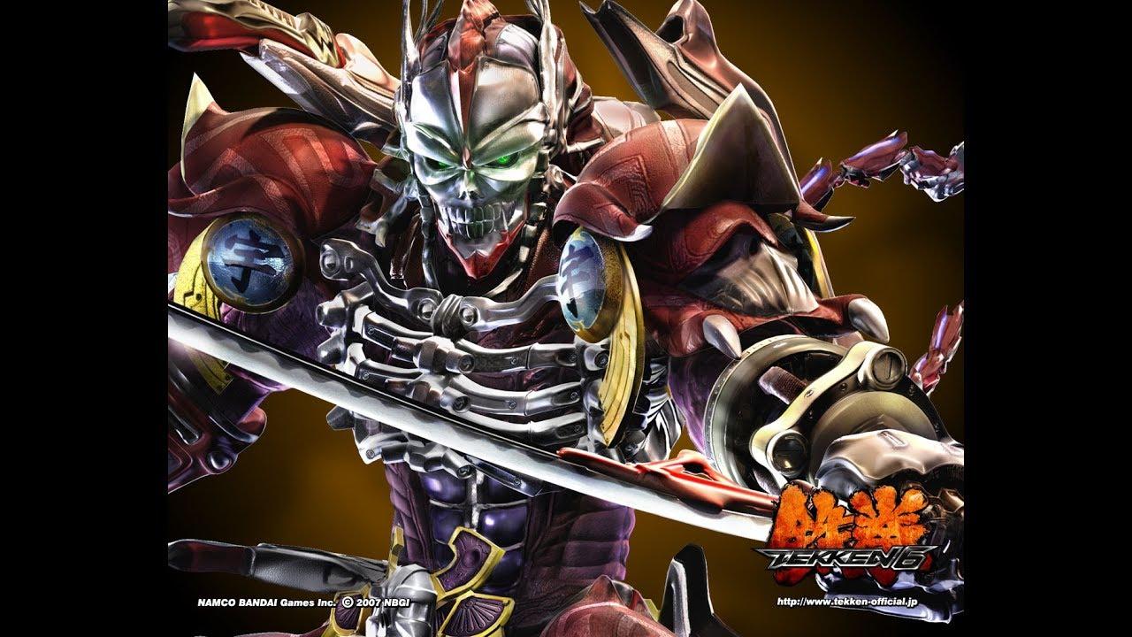 Tekken 6 Psp Playthrough Story Mode With Yoshimitsu Youtube