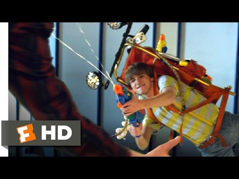 Fred 2: Night of the Living Fred (9/10) Movie CLIP - Blasting the Vampires (2011) HD