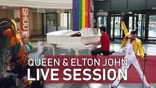 Queen Bohemian Rhapsody and Elton John Piano Concert on Perfect Piano Cole Lam