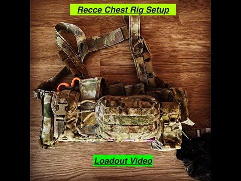 Recce Chest Rig Setup