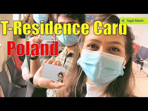 We Finally received Our Temporary Residence Permit | How to Apply for TRC in Poland|Living in Poland