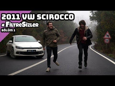 2011 Volkswagen Scirocco 1.4 TSI 122 Hp İncelemesi | FiltreSizler #1