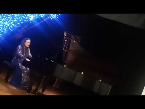Olga Ivanova - Aleko-fantasy (05/17/2017)