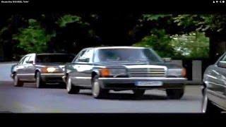Mercedes-Benz 500SEL ★ Arrival Stars Trailer