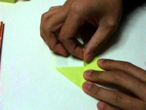 ハート 折り紙 : 折り紙やっこさんの作り方 : youtube.com