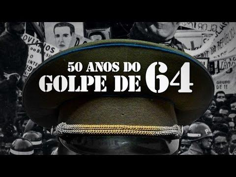 Os 50 anos do golpe de 64