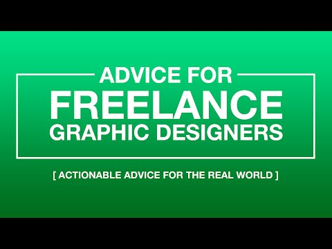 Advice for Freelance Graphic Designers 2015