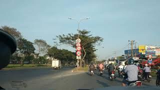 Đường Nguyễn Văn Linh quận 7 - khu dân cư Trung Sơn quận 8