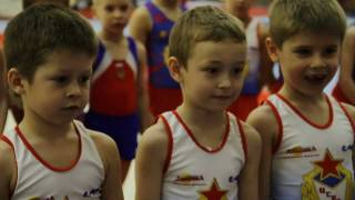 Кашапов Кирилл, спортивная гимнастика .ДИКСИКА