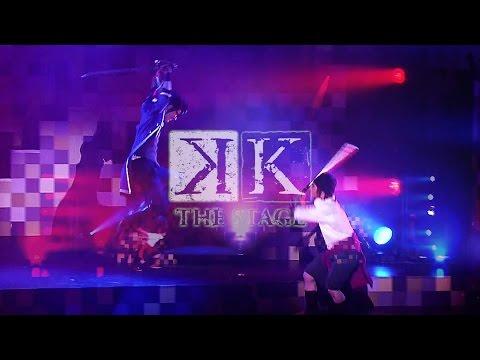 K THE STAGE MAD 伏見&八田(鈴木拡樹 ✕ 植田圭輔)